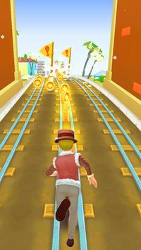 Subway Adventure Runner poster