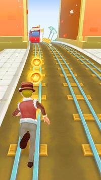 Subway Adventure Runner apk screenshot