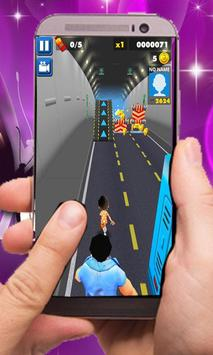 Subway Runner: Amazing Adventure Tobot apk screenshot