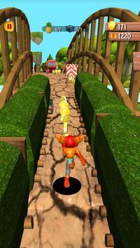 Subway Ratchet Rush Runner 3D screenshot 6