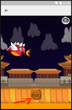 Flappy Red Dragon screenshot 1
