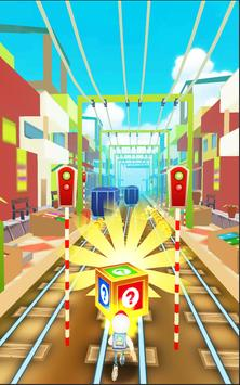 Subway Surf: Bus Rush 3D 2018 poster