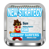 New Strategy Subway surfers icon
