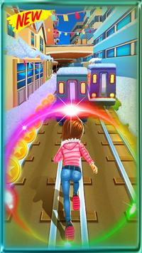 Princess Subway Surf Rush poster