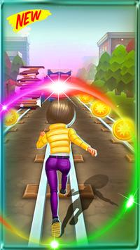 Princess Subway Surf Rush screenshot 4
