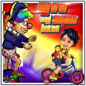 Subway Shiva Cycle icon