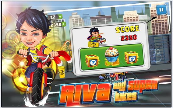 Subway Shiva Cycle apk screenshot