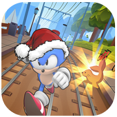 Subway Sonic Surf Adventure icon
