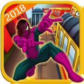 Subway Spiderwoman icon