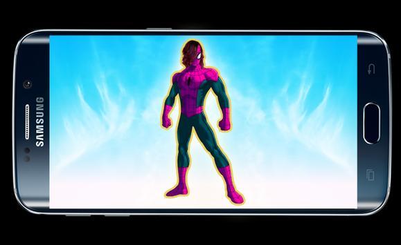 Subway Spiderwoman screenshot 2