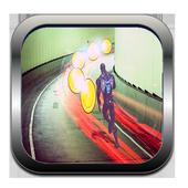 Subway Venom Running icon