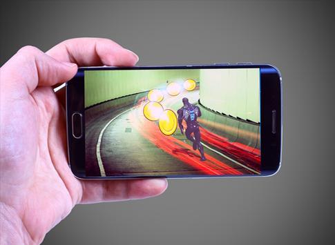 Subway Venom Running apk screenshot