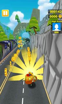 Subway - Zombie of Tsunami screenshot 3