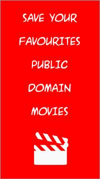 Best Public Domain Movies Poster
