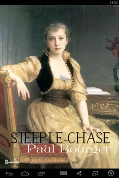 Steeple-Chase poster