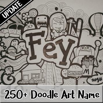Doodle Art Name Update apk screenshot