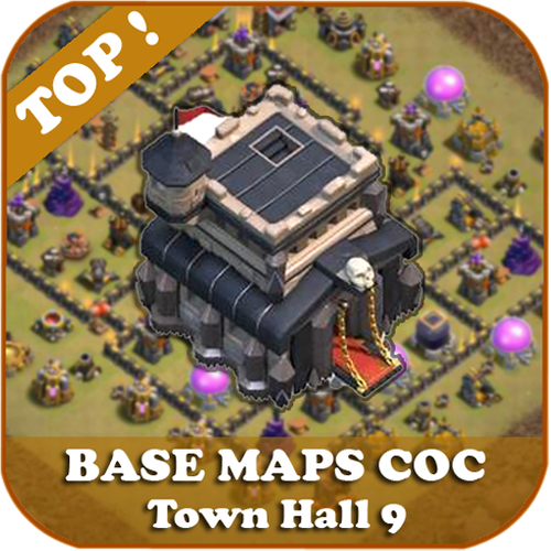 Top Base Maps COC TH 9 APK 1.3 Download for Android – Download Top Base  Maps COC TH 9 APK Latest Version - APKFab.com