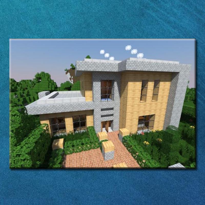 Top Minecraft Häuser Ideen APKDownload Kostenlos Unterhaltung APP - Minecraft hauser installieren