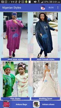 Nigerian Fashion Styles poster