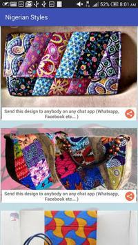 Nigerian Fashion Styles screenshot 7