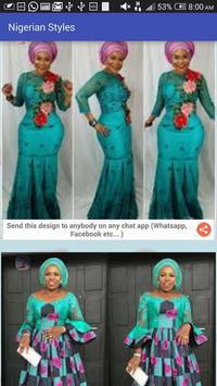 Nigerian Fashion Styles screenshot 8