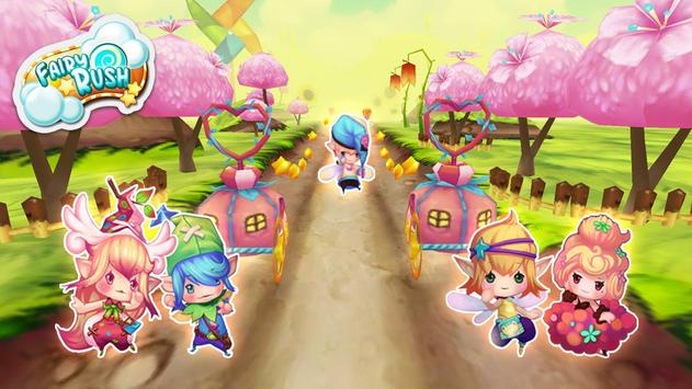 Fairy Rush: Fly To Candy Land screenshot 11