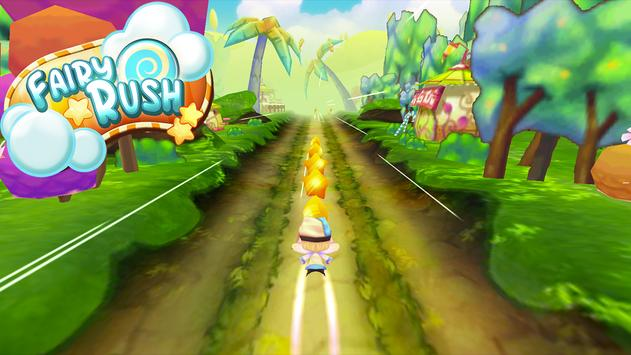 Fairy Rush: Fly To Candy Land screenshot 1