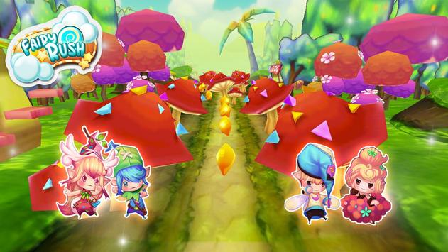 Fairy Rush: Fly To Candy Land screenshot 5