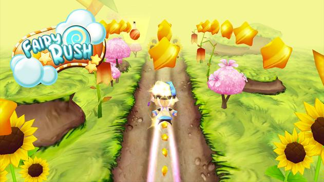 Fairy Rush: Fly To Candy Land screenshot 9