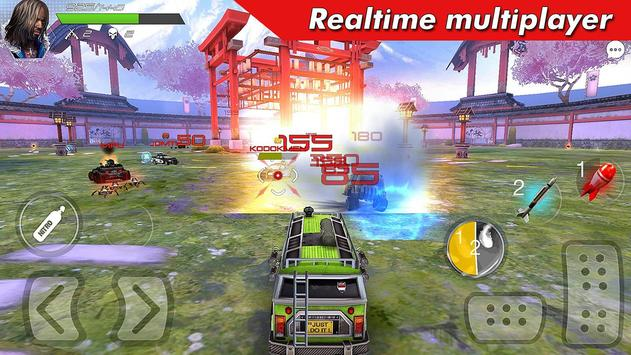 Overload - Multiplayer Car Battle poster