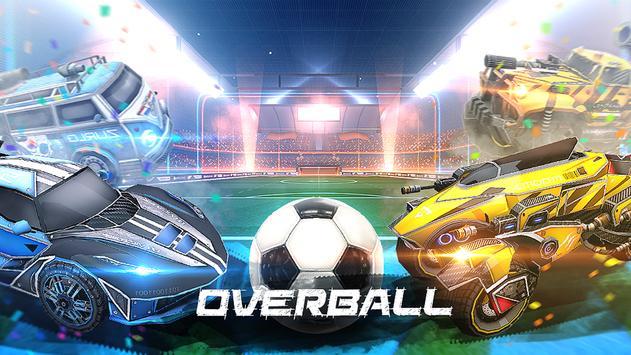 Overload - Multiplayer Cars Battle poster