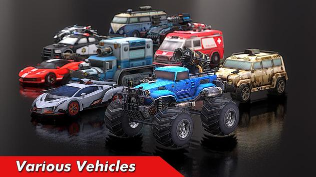 Overload - Multiplayer Cars Battle apk screenshot