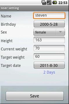 BMI Calculator screenshot 3