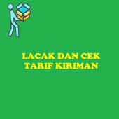 Cek Resi dan Tarif Kiriman icon