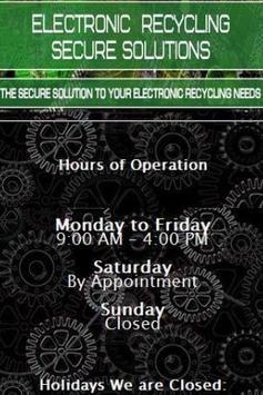 Electronic Recycling Co. apk screenshot