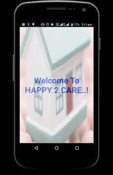 Happy2Care poster