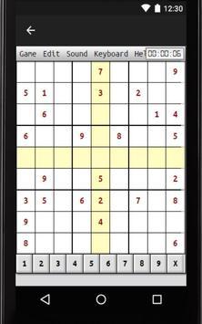 Best Sudoko Game apk screenshot