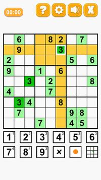 Sudoku game screenshot 5