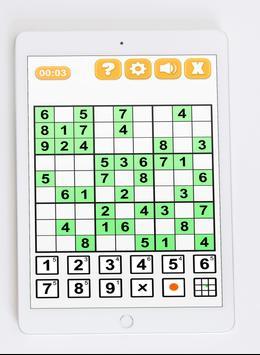 Sudoku game screenshot 9