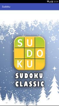 Sudoku Game Free poster