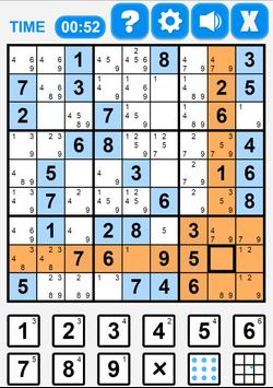 Sudoku By Giochiapp.it screenshot 2