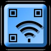 WiFi QR Share icon