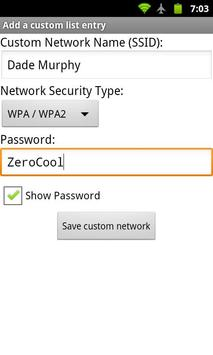 WiFi QR Share screenshot 2
