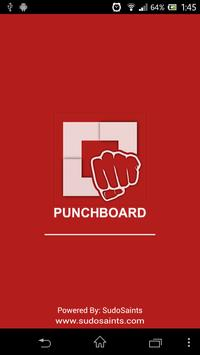PunchBoard Beta poster