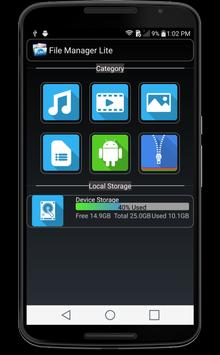 File Manager Lite poster