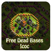 Dead Bases Clash Of Clans | Loot Clash Of Clans icon