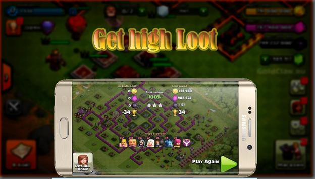 Dead Bases Clash Of Clans | Loot Clash Of Clans screenshot 3