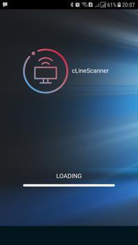 CCCAM Line Scanner poster