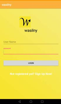 Wassilny poster