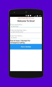 Srive - Your Driving Assistant (Experimental) screenshot 8